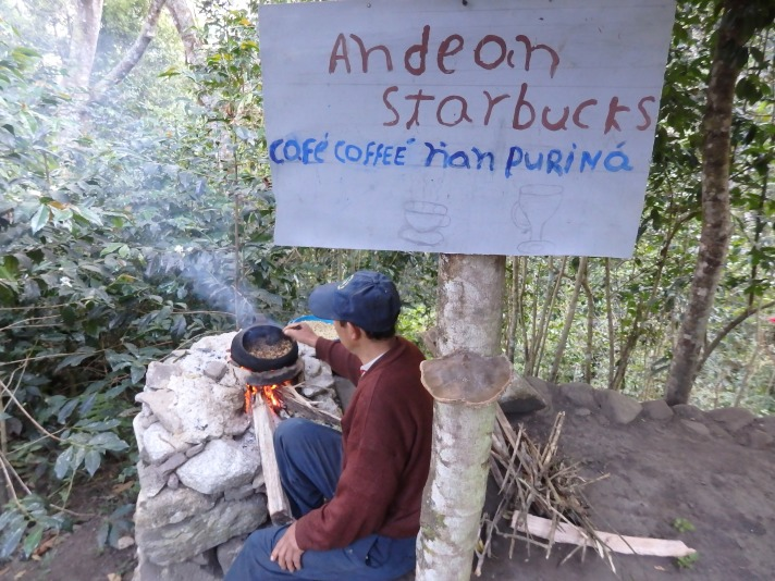 Andean Starbucks